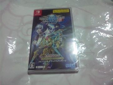 【新品PS4】ファンタシースターオンライン2エピソード6DX