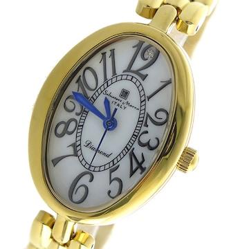 サルバトーレマーラ クオーツ レディース 腕時計 SM17152-GD