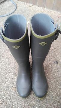 montbell レインブーツ 24cm 未使用品 長靴
