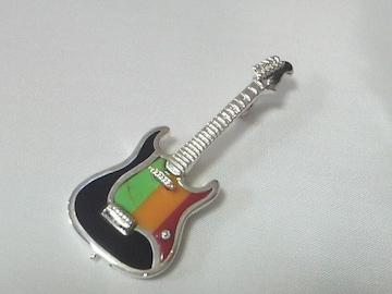 rasta・vibrations☆ギター☆シルバー925◇トップ