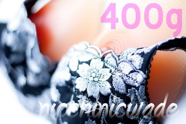女子力UP■シリコンバスト400g■女装コスプレ人工乳房性転換  < 女性ファッションの