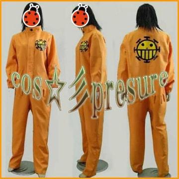ONE PIECE ワンピース ハートの海賊団 ベポ◆コスプレ衣装