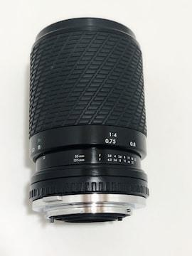 Z173 SIGMA ZOOM 1:3.5〜4.5 f=35〜135mm MULTI-COATED レンズ
