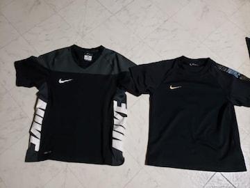 ナイキTシャツ2枚セットキッズSサイズ