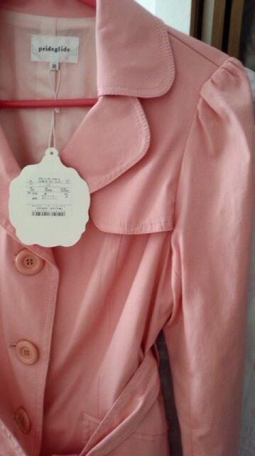 ☆新品☆prideglideのピンクコート☆  < ブランドの