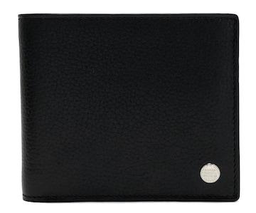 未使用正規ダンヒル財布二つ折り札入型押しレザーボストン