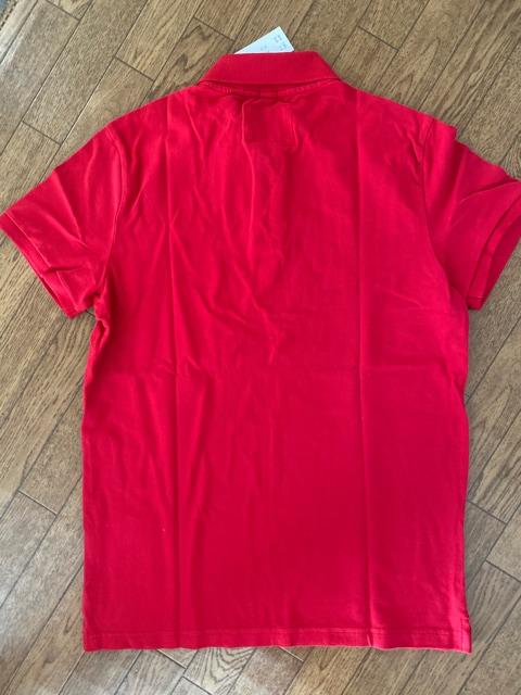 ホリスター メンズ ポロシャツ Mサイズ < ブランドの