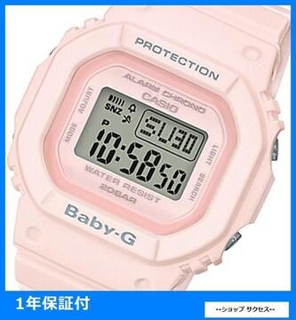新品 即買■カシオ ベビーG 腕時計 BGD-560-4JF ピンク 国内正規