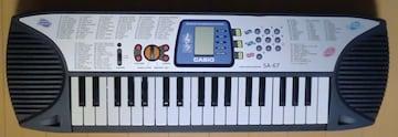 カシオ エレクトロニックキーボード
