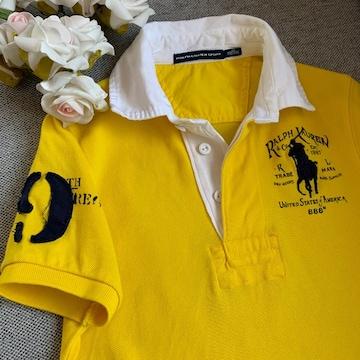 最安値出品ラルフローレンポロシャツ 英国購入品 日本未入荷