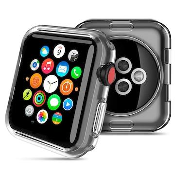 Apple Watch Series 3 / 2 ケース38mm クリア