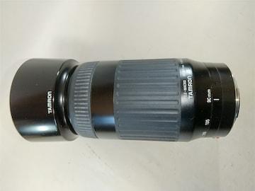 TAMRON製 ミノルタαマウント 90-300mm TELE-macro