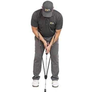 【米国のプロも御用達 ゴルフ パター 練習 器具】 IXIASPORTS TP