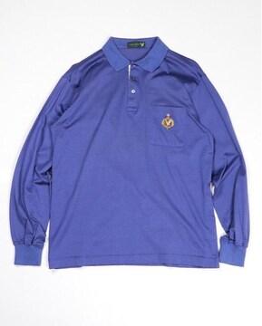 00年代 00s ライルアンドスコット ポロシャツ 長袖 Tシャツ