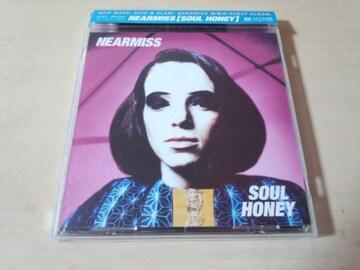 NEARMISS CD「SOUL HONEY」ニアミス★