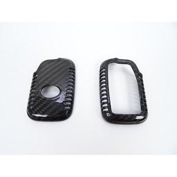 レクサス IS GS LS RX HS CT NX リアルブラックカーボン キーカバー キーケース