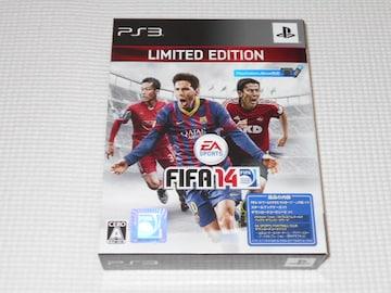 PS3★FIFA 14 ワールドクラスサッカー LIMITED EDITION