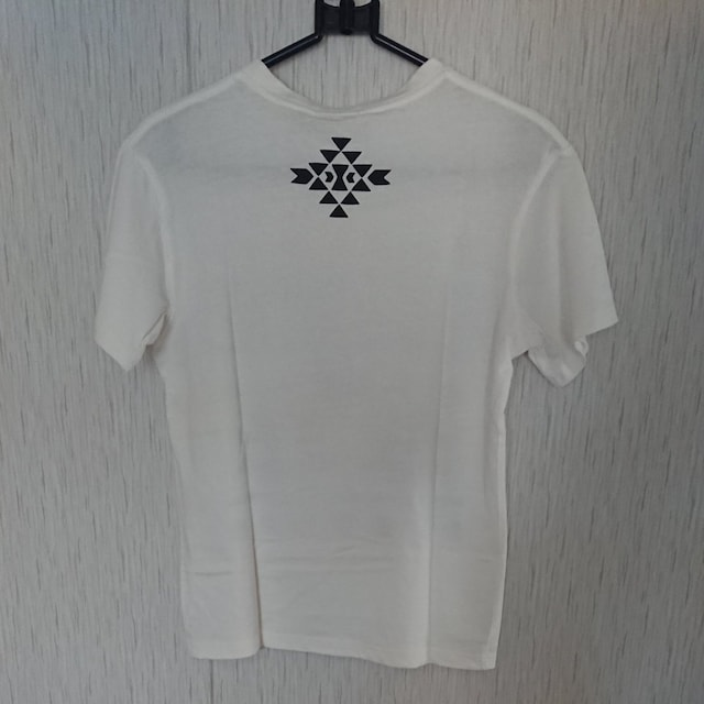 THESHOPTK☆ネイティブ柄のTシャツ☆size150☆白 < キッズ/ベビーの