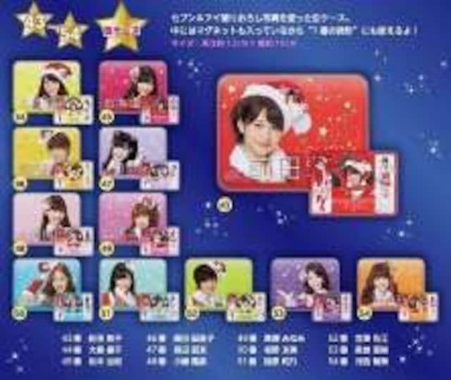 ★一番くじ《New》AKB48*缶ケース【板野友美】 < タレントグッズの
