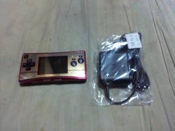 【GBA】ゲームボーイミクロ本体 ファミコンver