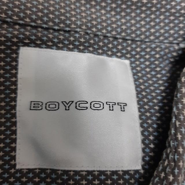 BOYCOTT ボイコット シャツ < ブランドの