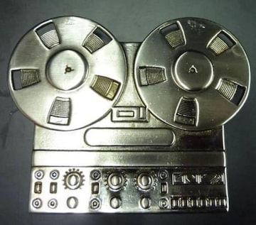 デッドストック 新品 80Sヒップホップ テープバックル オールドスクール