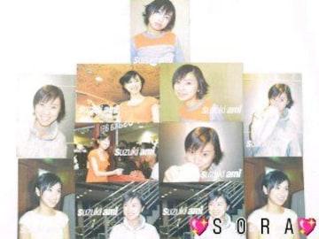 【鈴木あみ】トレーディング.コレクションカード.トレカ11枚セット�B