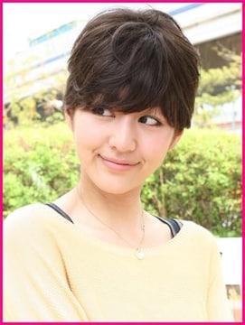 Wigs2you★HHB-038★人毛ミックス★ショートウィッグ★カール