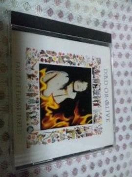 《デッド・オア・アライヴ/ファンザフレイム パート1》【CDアルバム】ディスコ