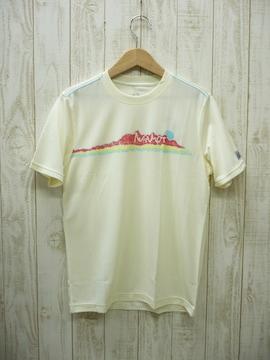 即決☆マーモット プリントTシャツ WHT/XL 速乾 UV 新品
