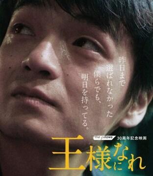即決、送料無料/王様になれ the pillows(Blu-ray+2DVD)