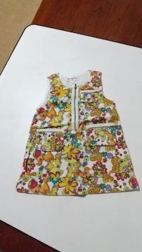 《Barry'sBarry》コールテンジャンパースカート