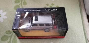Mercedes-Benz G 55 AMG  R/C SCALE1/24(シルバー)!