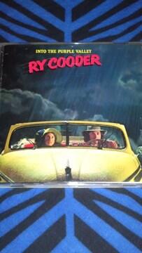 RY COODER/紫の峡谷 ライ クーダー