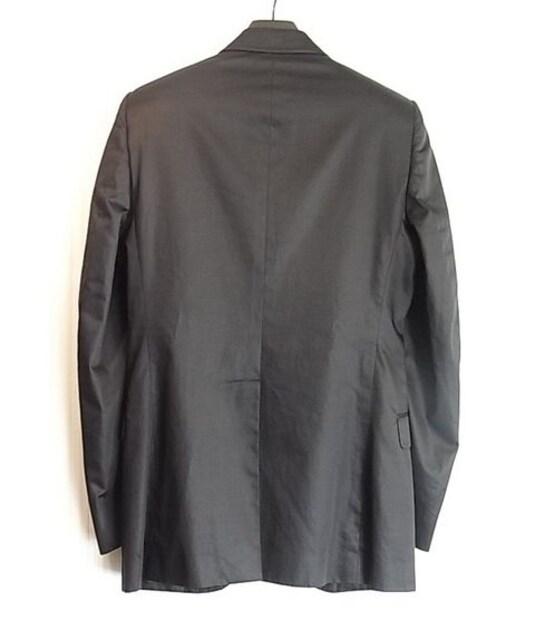 size44☆良品☆ドルチェ&ガッバーナ サテン製ドレスジャケット < ブランドの