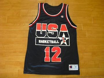 USA製 チャンピオン NBA ドリームチーム タンクトップ M