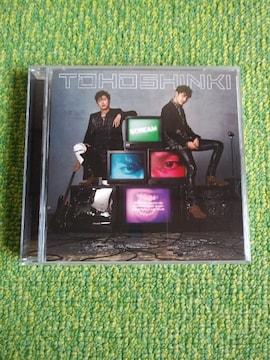 ☆東方神起☆SCREAM★CD+DVD♪
