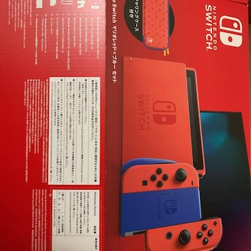 Nintendo Switch NINTENDO SWITCH 新品未使用送料込