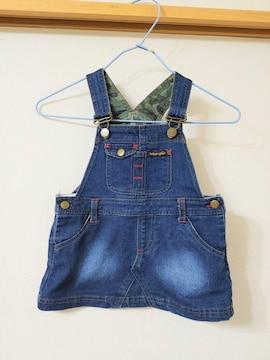 Wrangler ジャンパースカート☆95cm