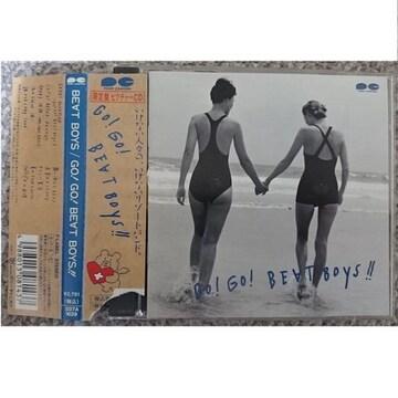 KF BEAT BOYS(アルフィ) CDアルバム GO! GO! BEAT BOYS!!