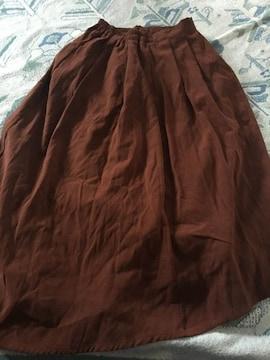 OZOC ロングスカート