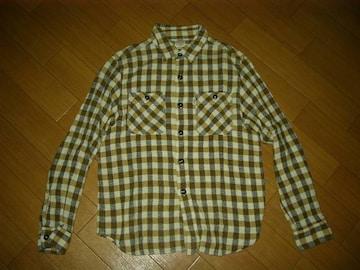 COOTIEクーティーチェックシャツM長袖