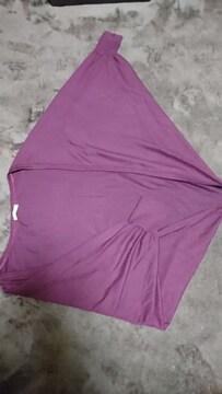 新同お尻スッポリ体型カバー暖か赤モモンガカーデ