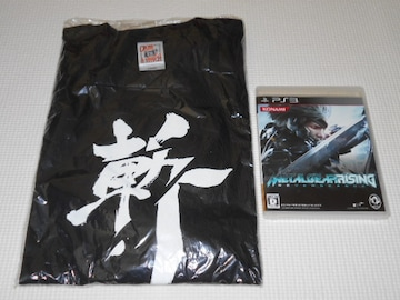 PS3★メタルギア ライジング リベンジェンス コナミスタイル