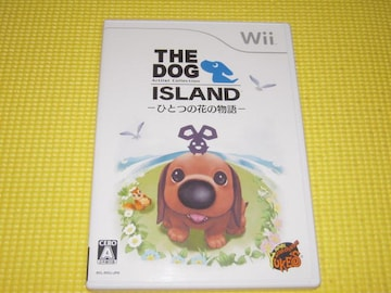Wii★THE DOG ISLAND ひとつの花の物語