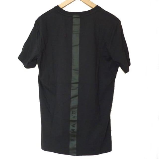 新品L★PUMAプーマ 黒胸ロゴTシャツ送料無料 < ブランドの