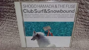 浜田省吾/Club Surf & Snowbound/帯無し