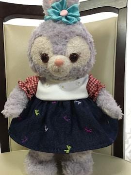 ステラルー リボン柄スカート コスチューム!