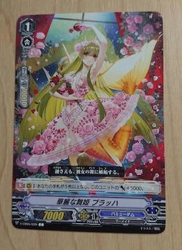 ヴァンガード ノーマル 華麗な舞姫 プラッハ V-EB05/039 494