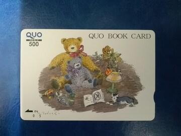 500円 QUOカード クオカード 未使用 QUO BOOK CARD